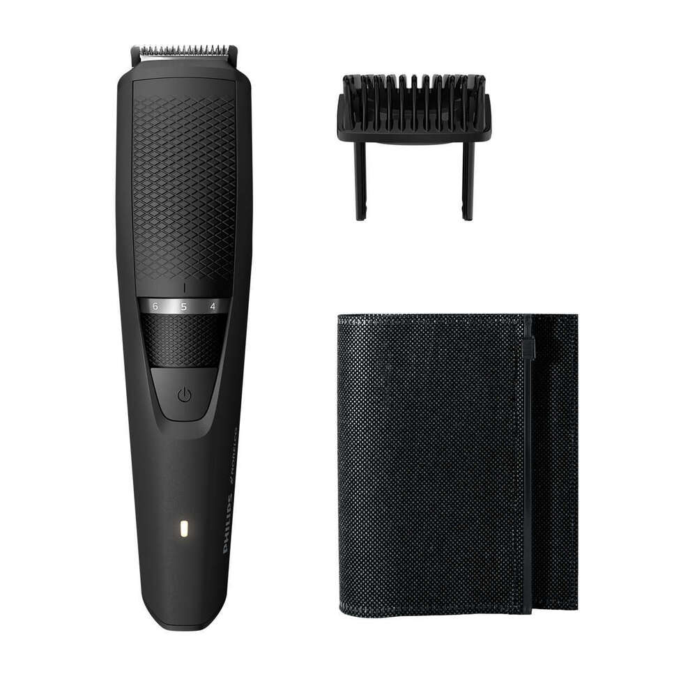 philips norelco cordless beard trimmer adjustable length series 3100 qt4008 49 ebay. Black Bedroom Furniture Sets. Home Design Ideas