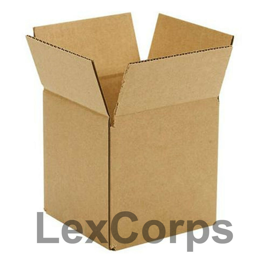 shipping boxes 25 pack 6x6x6 mailing moving box cardboard. Black Bedroom Furniture Sets. Home Design Ideas