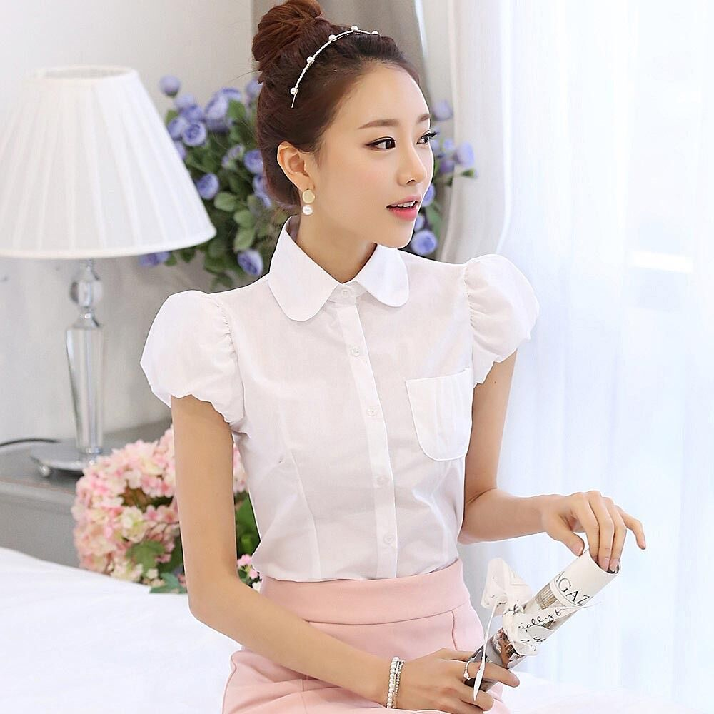 Find great deals on eBay for short puff sleeve blouse. Shop with confidence.