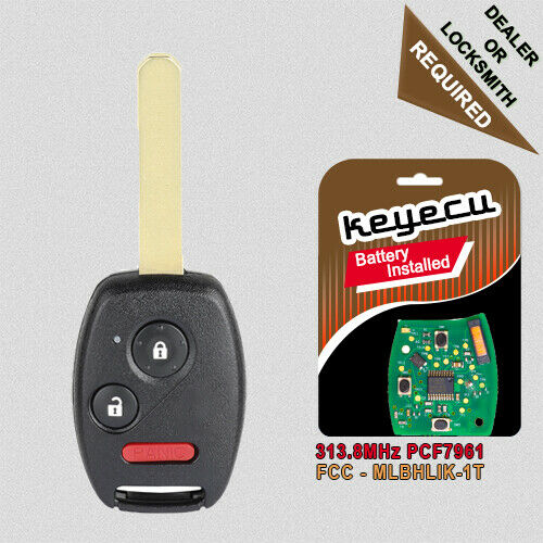 Image Result For Honda Accord Key Fob