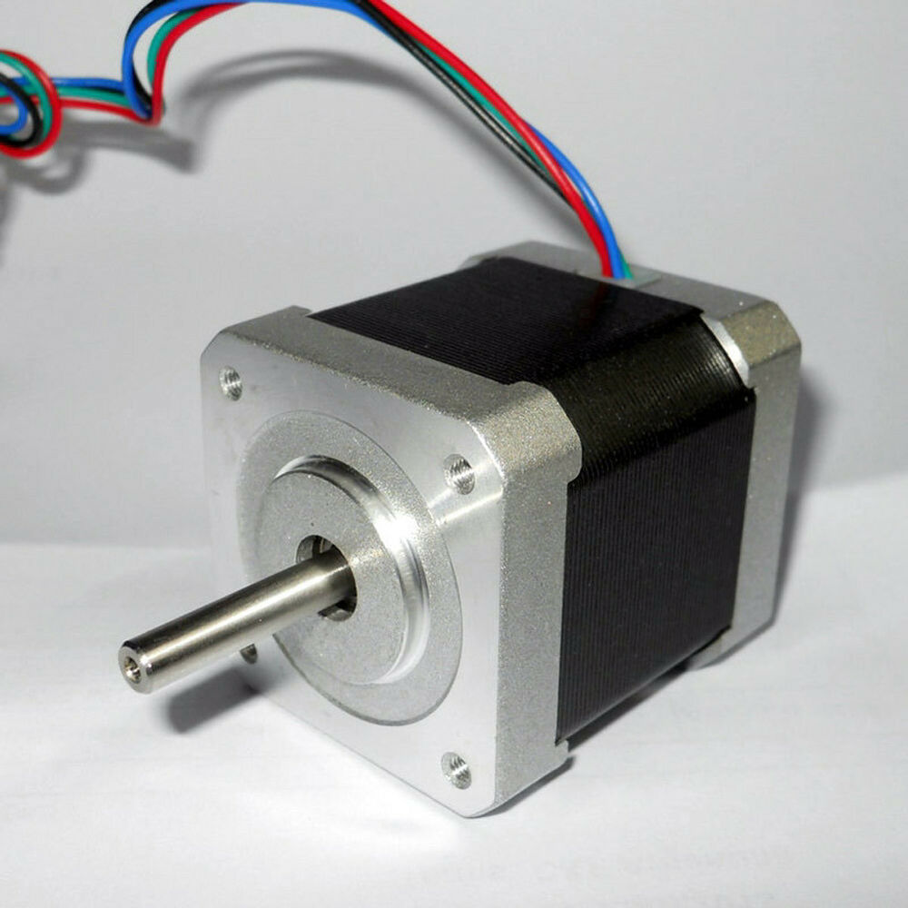 Hot 1 8 Degree 42mm Nema17 2 Phase 4 Wire Stepper Motor
