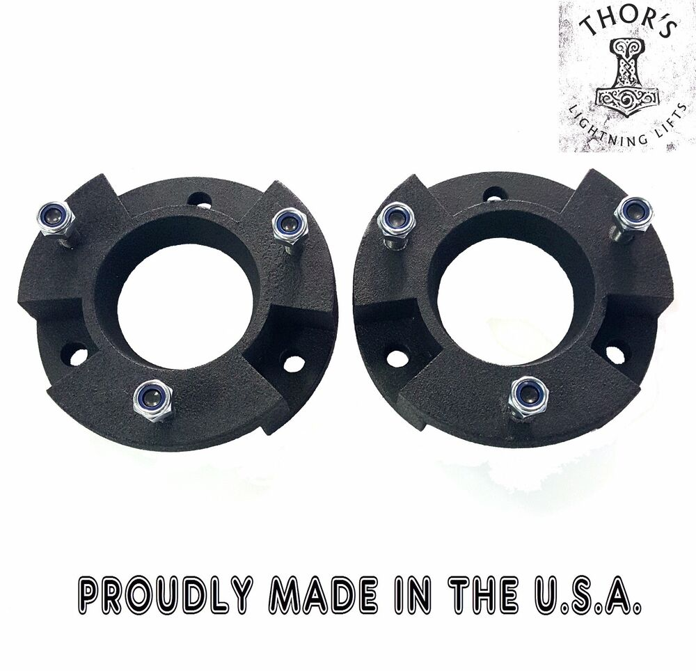 "2010 Gmc Sierra Lifted >> Chevy Silverado 2.5"" Front Leveling lift kit 2007-2017 GMC Sierra GM 1500 