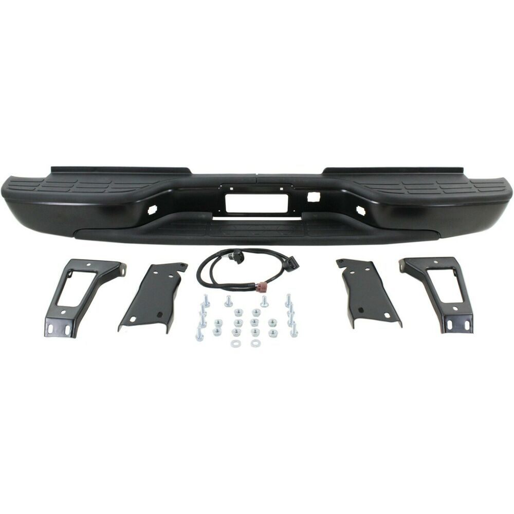 Step Bumper For 2001-2006 Chevy Silverado 2500 HD 01-06