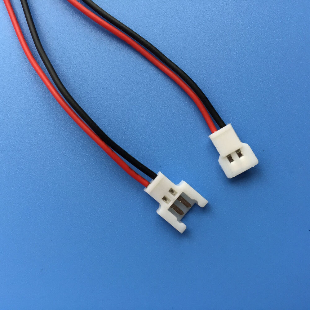 20pairs Losi Micro Connector 2.0 2-Pin Male, Female with