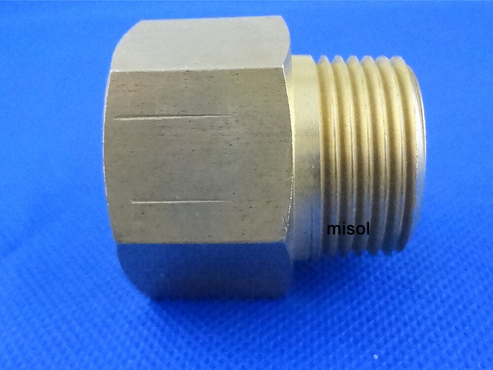 Misol adaptor fitting quot bsp dn male to npt female