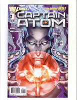 CAPTAIN ATOM #1 NEW DC THE NEW 52