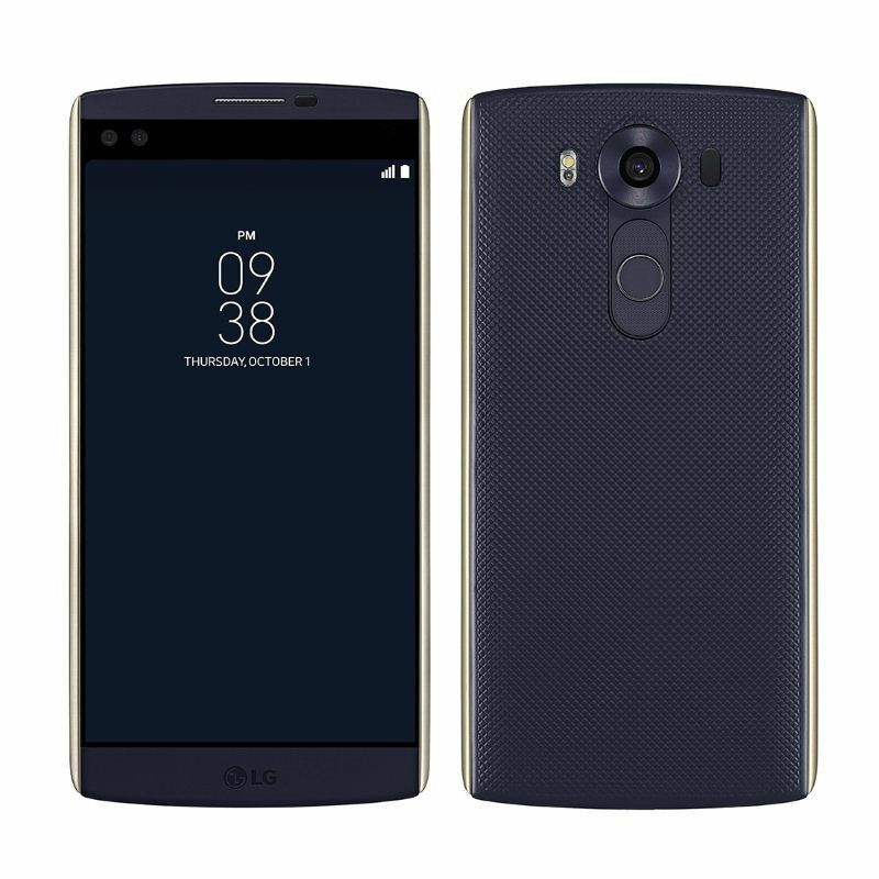 LG V10 64GB H901 T-Mobile Unlocked GSM Hexa-Core Android ...