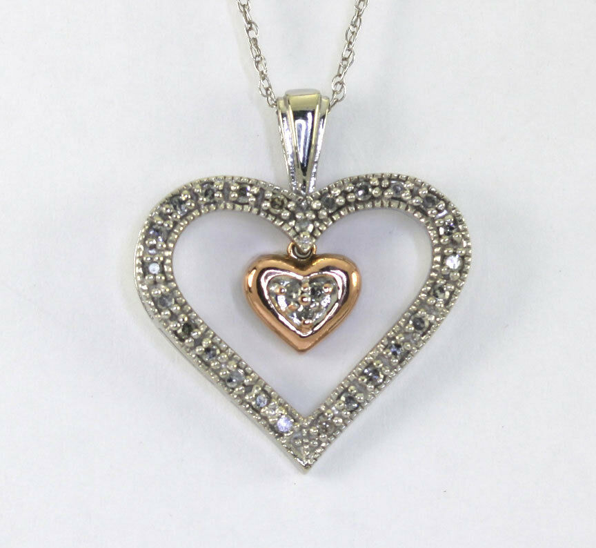 Diamond Necklace With Baguettes