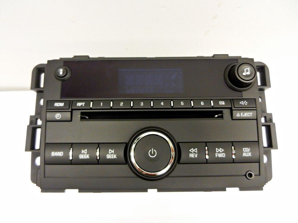 New Fujitsu Ten Limited Fm  Cd Radio Model