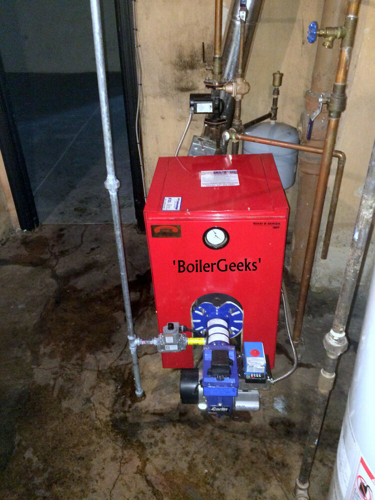 Gas Burners For Boilers : Carlin ez pro gas burner oil to conversion