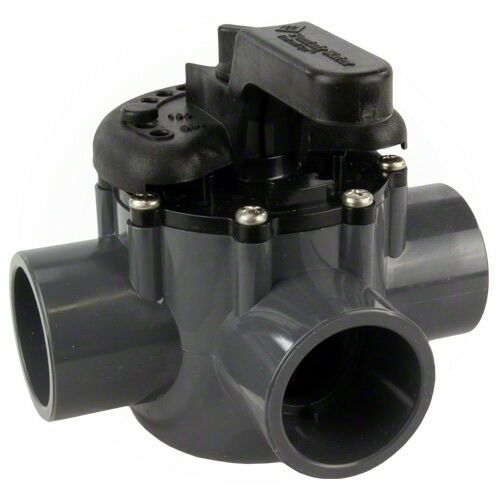 Pentair 3 Way Valve 1 5 Quot To 2 Quot Lube Free Part 263037 Ebay