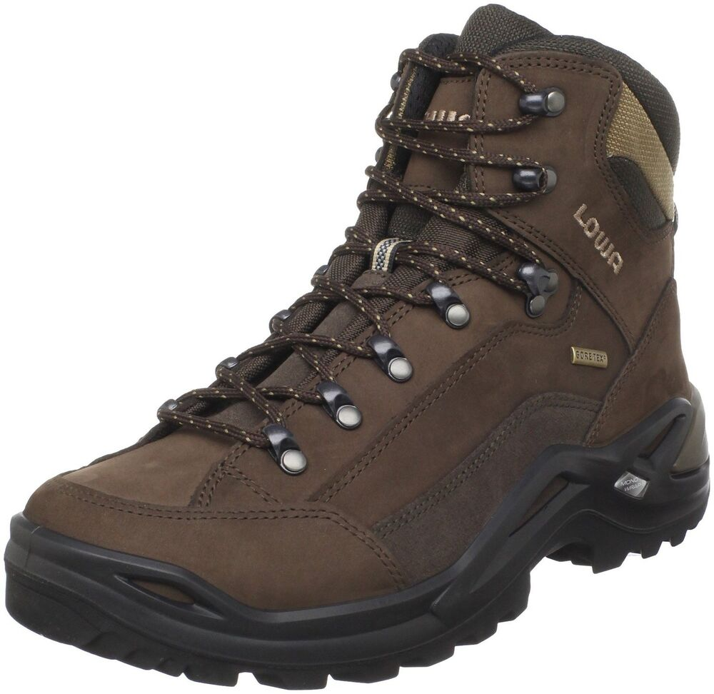 Lowa Renegade Gtx Mid Hiking Boot Expresso Brown Mens