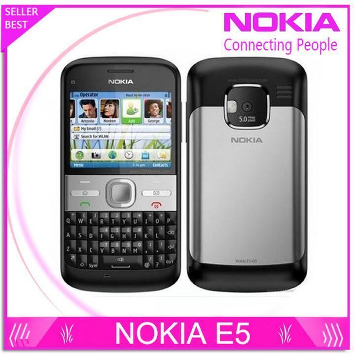 original nokia e5 unlocked 3g network wifi gps mobile phone 5mp rh ebay com Nokia X6 00 8GB Review Nokia E66