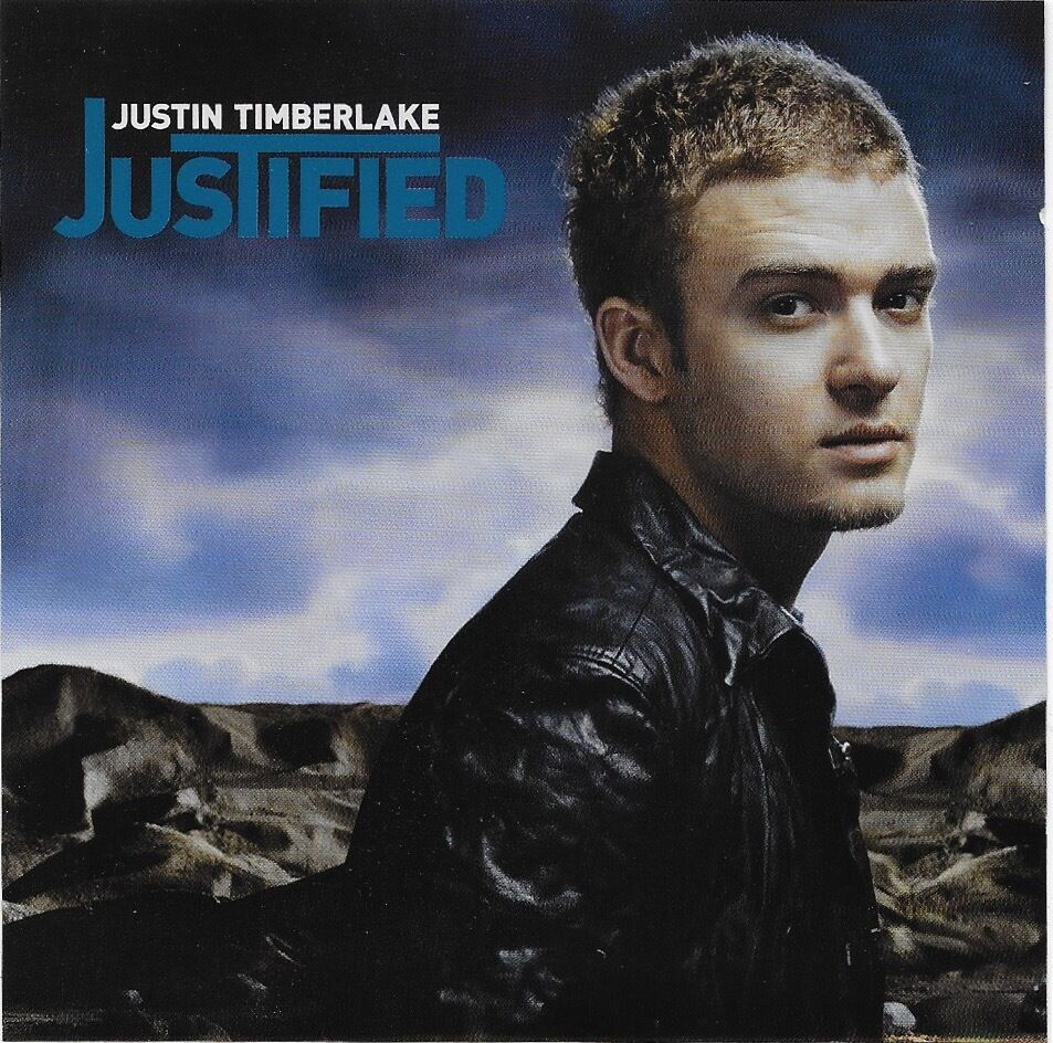 JUSTIN TIMBERLAKE JUSTIFIED 2002 CD! SENORITA LIKE I LOVE ...