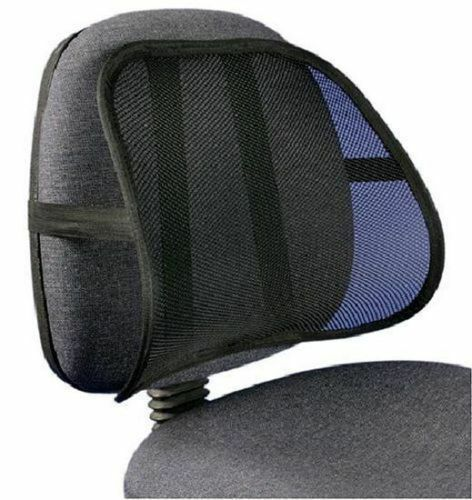 2 Pack Mesh Back Support Lumbar Brace For Car Office Seat Chair Cushion NEW