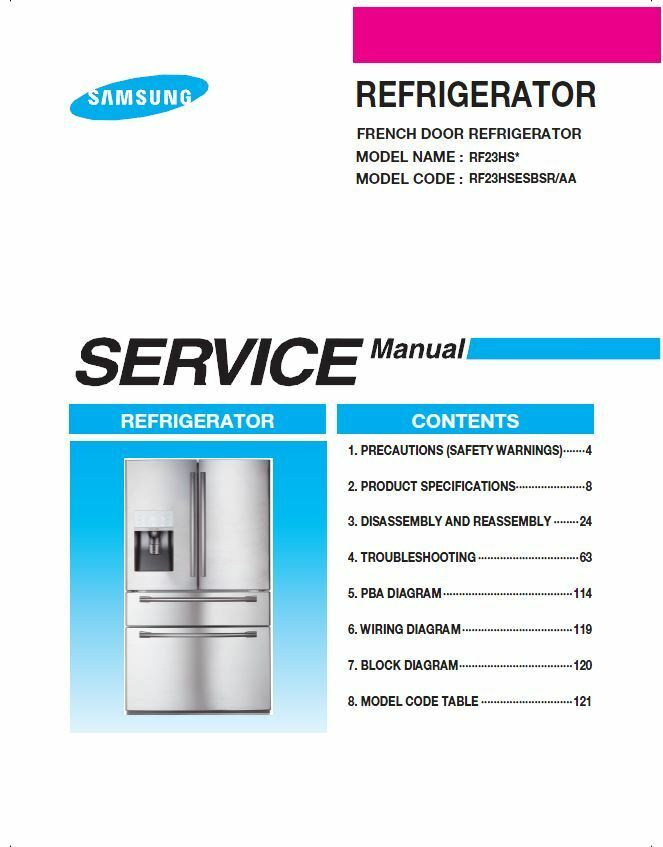 A4ld service Manual pdf on