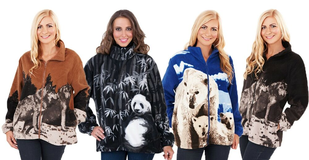 Wolf Fleece Jacket 5bEzXw