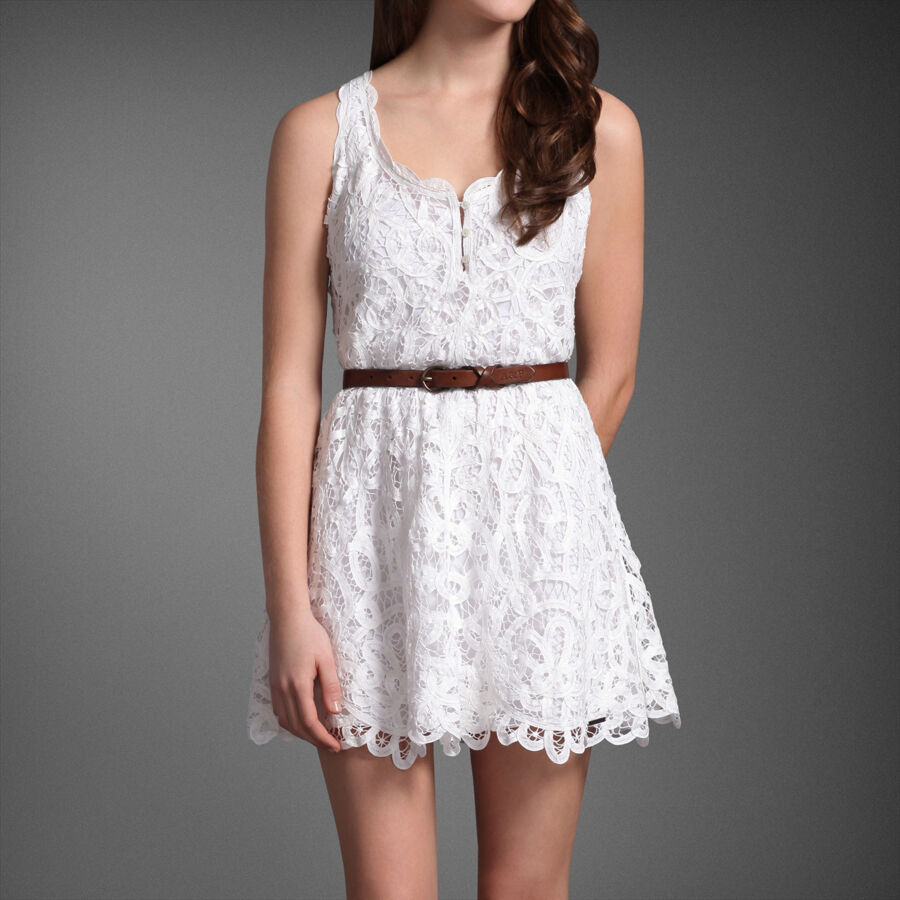 Abercrombie Accessories Abercrombie Accessories Abercrombie Womens Abercrombie Couple Abercrombie Womens: NWT $190 Abercrombie & Fitch Battenburg Lace Zoe Dress