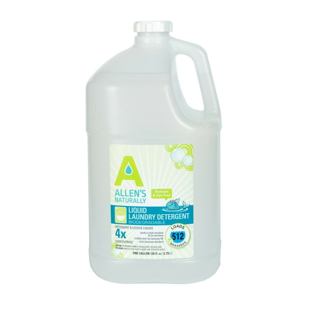 Allens Naturally Diaper Washing Liquid Laundry Detergent 1