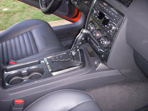 2008 2014 Dodge Challenger Mr Norm S Pistol Grip Shifter