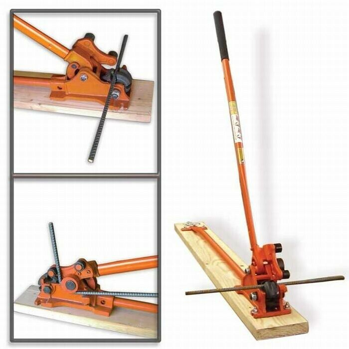 Bn Products 5 8 Quot Capacity Manuel Rebar Bender And Cutter