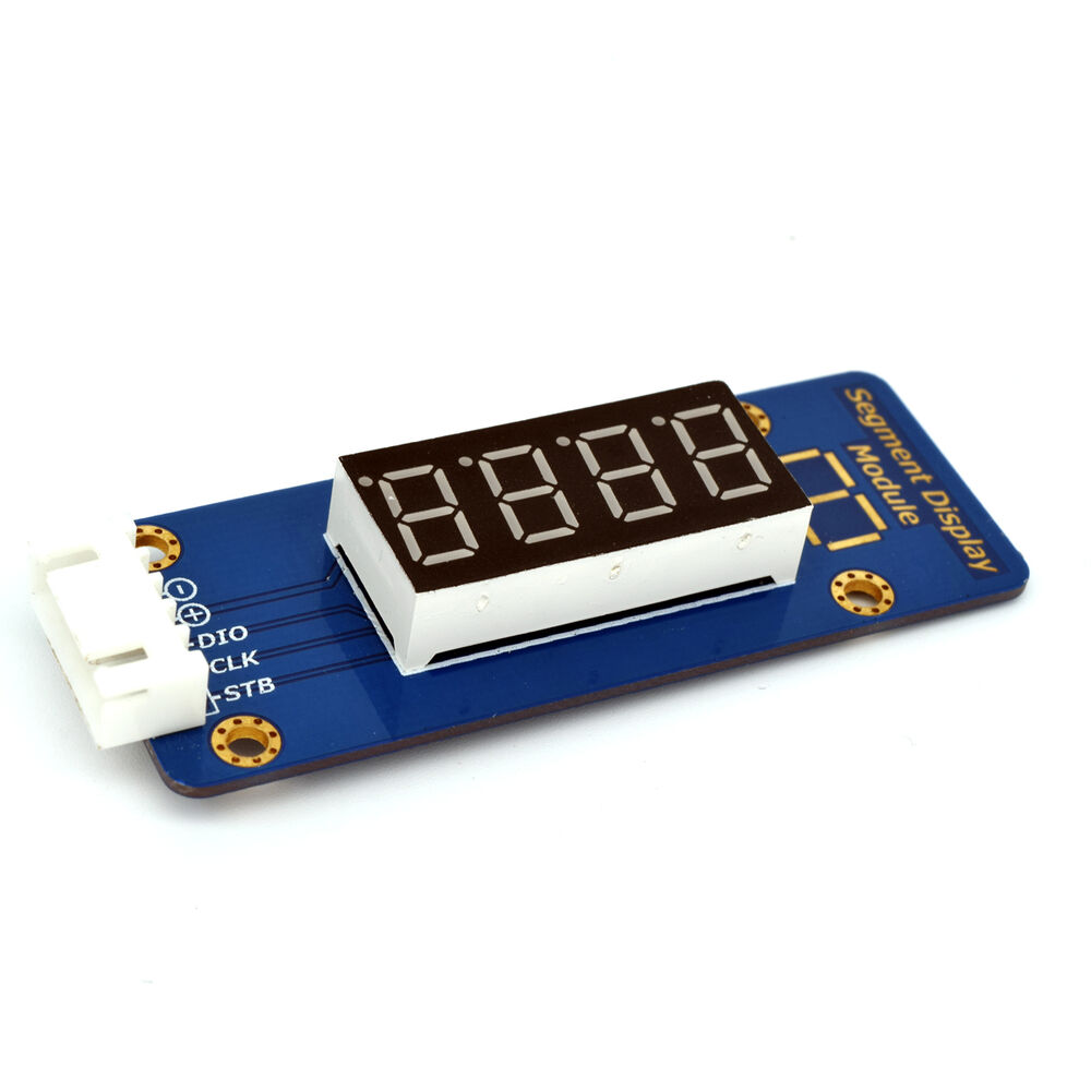 Adeept tm led digit segment digital display