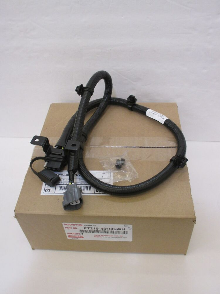 lexus oem factory tow wire harness 2010 2015 rx350 rx450h. Black Bedroom Furniture Sets. Home Design Ideas