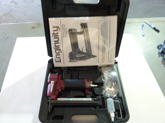 Enginuity By Paslode 20 Ga Guage 20ga 3 16 Quot Crown Stapler