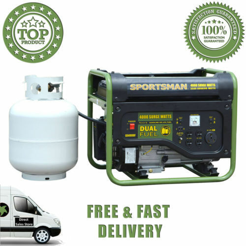 Portable Propane Fuel Inverter Generator Portable Oxygen For You Portable Oxygen Concentrators Approved For Air Travel Portable Closet White: Sportsman 3500 Watts 4000 Peak Dual Fuel Propane Gasoline