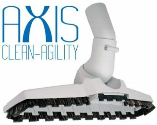 Central Vacuum Cleaner Hard Bare Floor Brush Axis By Md