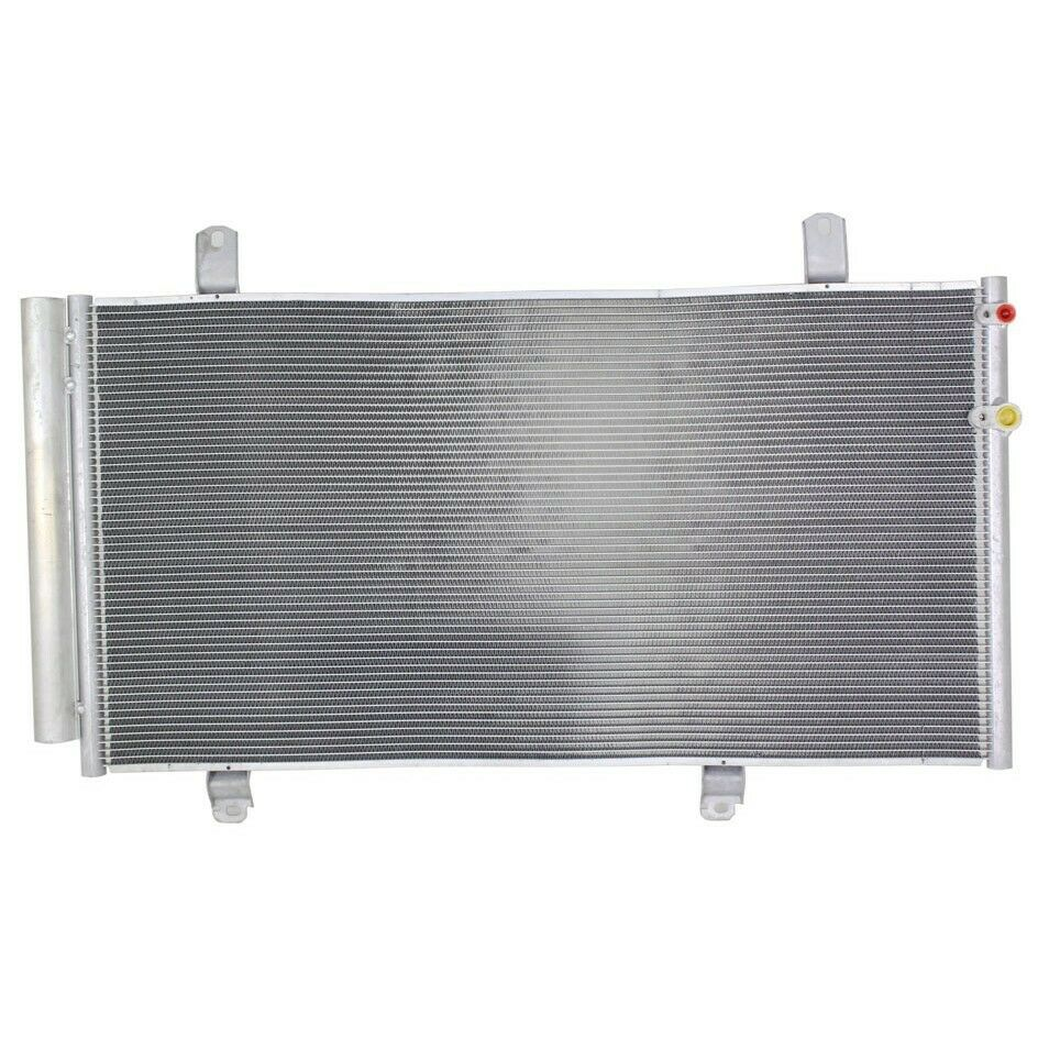 Kool Vue AC Condenser For 2007-11 Toyota Camry/2007-12