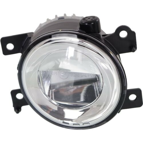 Clear Lens Fog Light For 2014-15 Infiniti Q50 QX80 RH CAPA Glass lens w/ Bulb