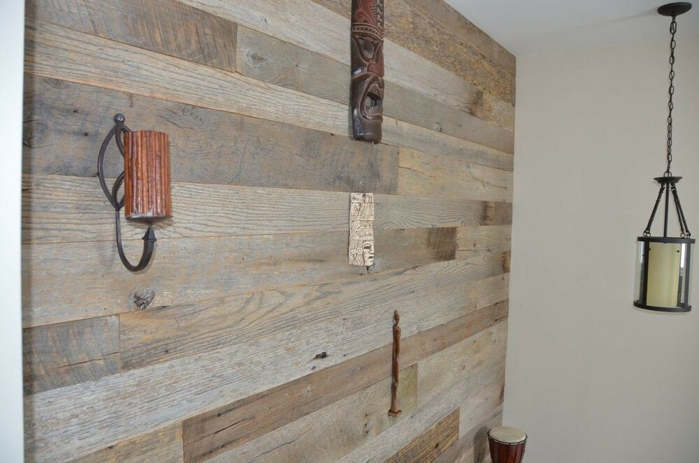 Beach House Wood Paneling On Walls