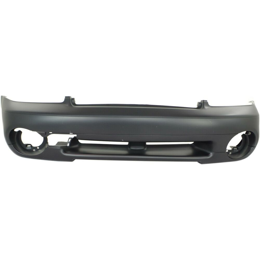 Front Bumper Cover For 2000 2002 Subaru Outback W Fog