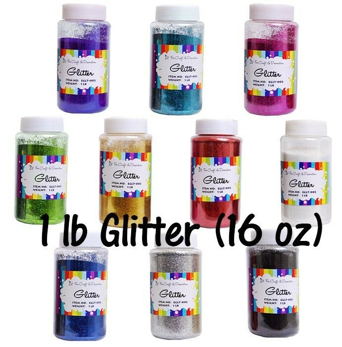 Have One To Sell Sell Now Craft Glitter Shaker