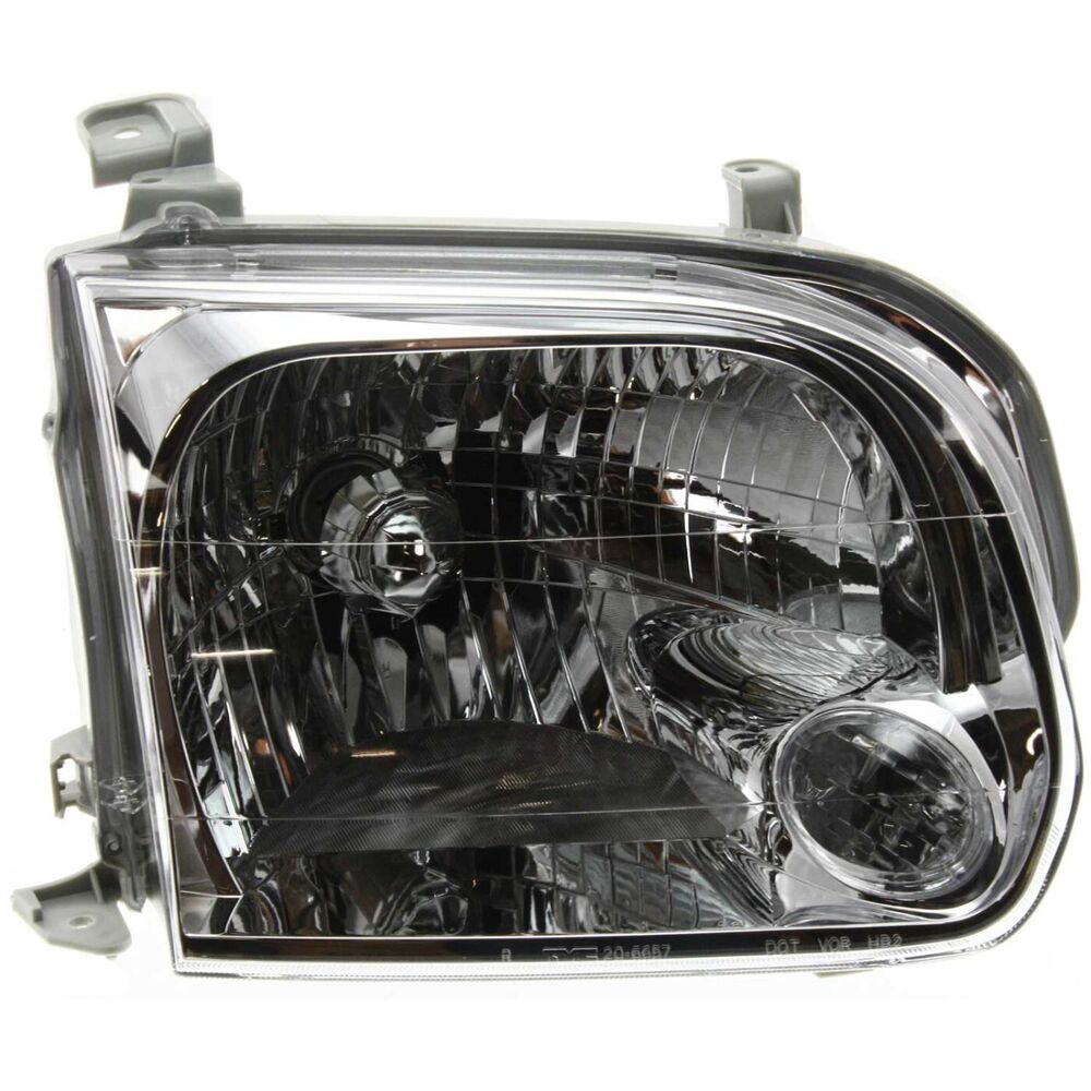 Toyota Truck Aftermarket Parts: Headlight For 2005-2006 Toyota Tundra 2005-2007 Sequoia