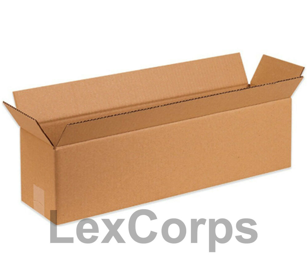 25 qty 20x8x6 shipping boxes lc mailing moving cardboard storage packing ebay. Black Bedroom Furniture Sets. Home Design Ideas