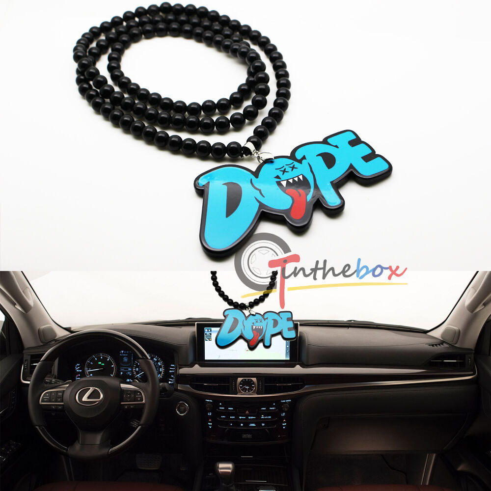 jdm mario ghost dope car rearview mirror hanging charm dangling ornament pendant 614993804622 ebay. Black Bedroom Furniture Sets. Home Design Ideas
