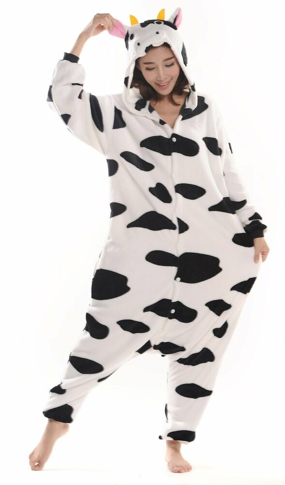 innovative anime cow outfit
