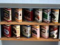 Dolls House Miniature 1/12th Scale Set of 12 Food Packets