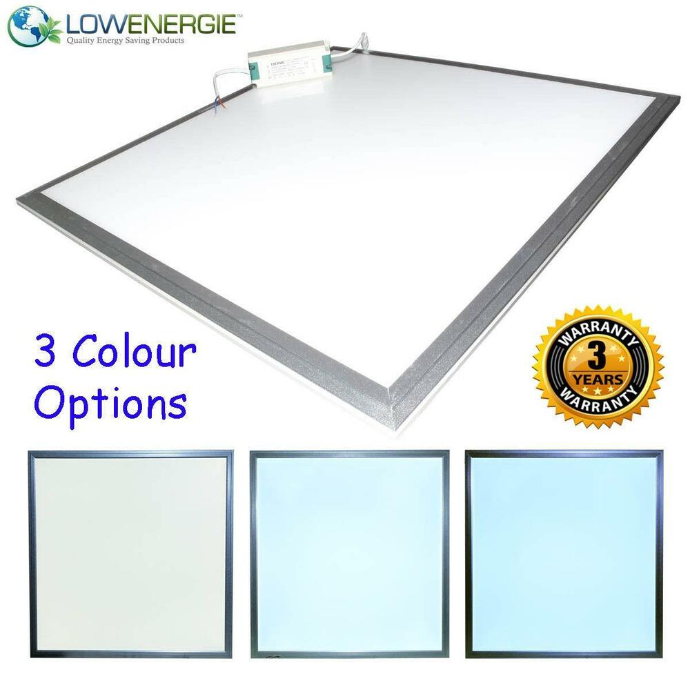 Lowenergie Large LED Panel Light Ceiling Recessed