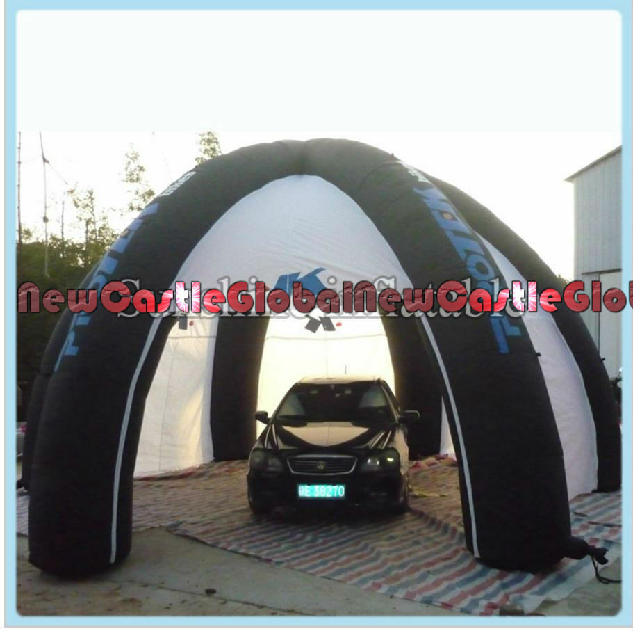 26ft Outdoor Inflatable Portable Garage Painting
