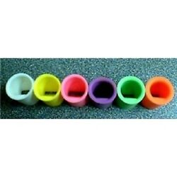 Contour Pitched Bowling Finger Grips- Choice of Sizes & Colors