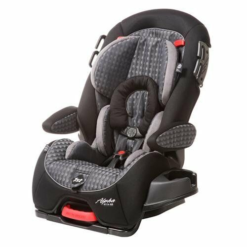 Safety 1st Alpha Elite 65 Convertible 3 In 1 Baby Toddler