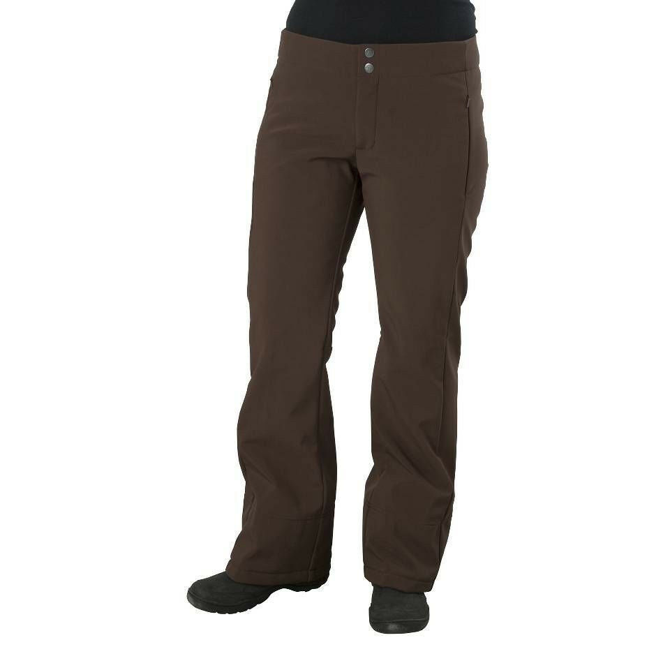 North face sth pants womens softshell waterproof insulated for Womens fishing shorts