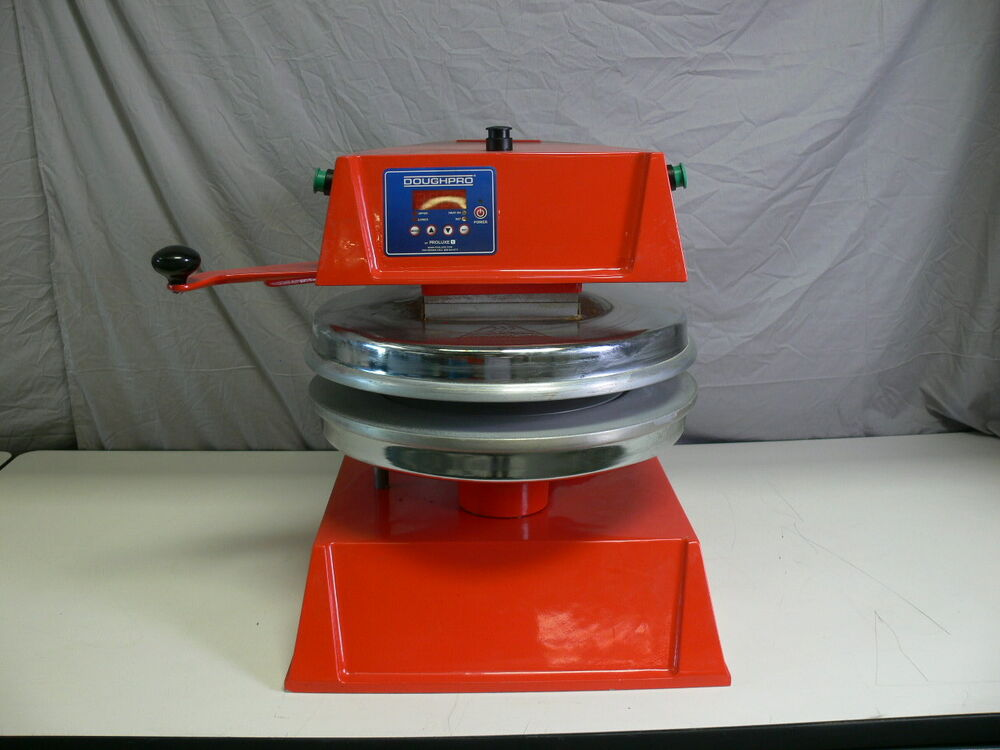 Proluxe Doughpro Dp2300upe Automatic Air Driven Pizza