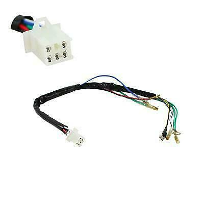 s l1000 chinese atv quad universal test wiring harness 50cc 70cc 90cc Chinese ATV Wiring Diagrams at edmiracle.co
