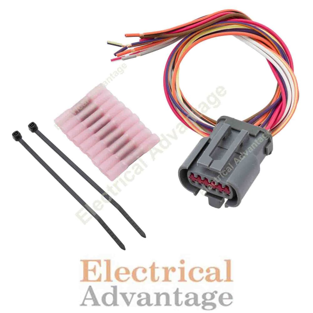 E4od Wiring Harness 2002 Schematics Diagrams E40d Transmission Wire Repair Kit For Solenoid Block Pack New 1989 1994 Ebay 92 Bronco Ecm