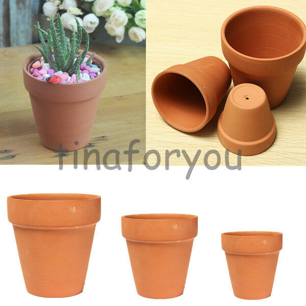 ceramic flower pots 1 10 terracotta clay flower pot handmade ceramic planter 29963