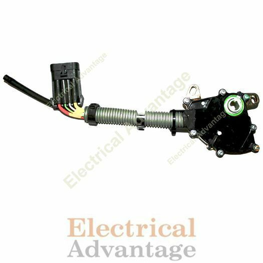 4l30e transmission neutral range switch isuzu rodeo